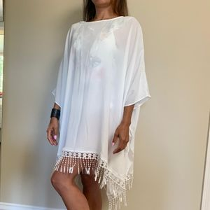 Beach/Poncho Cover Up